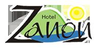 Logotipo Hotel Zanon